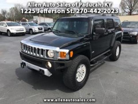 2008 HUMMER H3 for sale in Paducah, KY