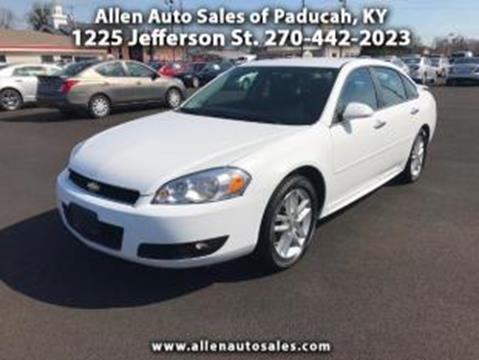 2013 Chevrolet Impala for sale in Paducah, KY