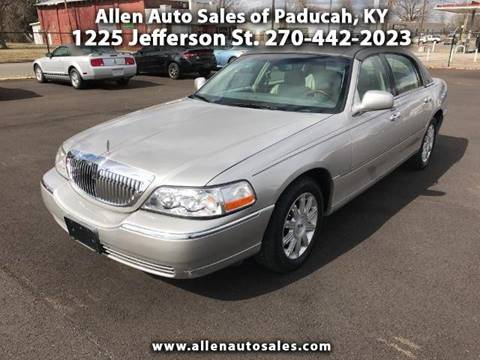 2009 Lincoln Town Car for sale in Paducah, KY