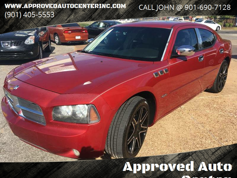 2006 Dodge Charger Rt In Memphis Tn Approved Auto Center