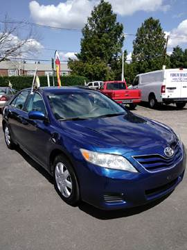 2010 Toyota Camry for sale in South Easton, MA