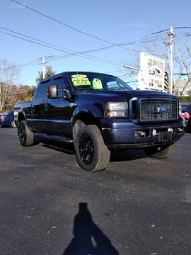 2005 Ford F-250 Super Duty for sale in South Easton, MA