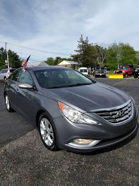 2011 Hyundai Sonata For Sale At SILHOUETTE MOTORS OF EASTON In South Easton  MA