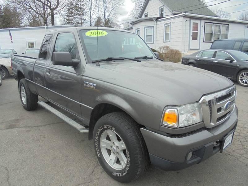 2006 Ford Ranger Xlt In South Easton Ma Silhouette Motors Of Easton