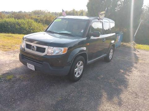 2011 Honda Element for sale in South Easton, MA