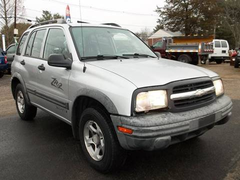 2003 Chevrolet Tracker for sale in South Easton, MA