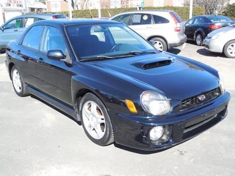 2002 Subaru Impreza for sale in South Easton, MA