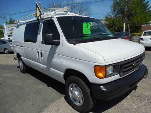 2004 Ford E-Series Cargo for sale in South Easton, MA