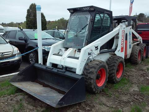 1997 Bobcat 853 for sale in South Easton, MA