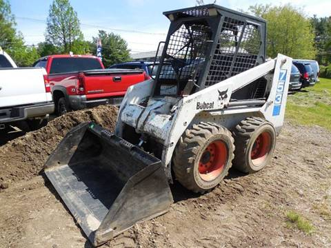 1997 Bobcat 753 for sale in South Easton, MA