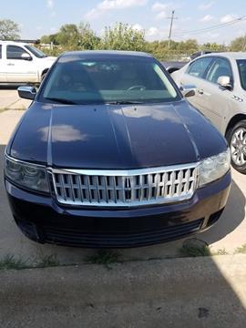 2007 Lincoln MKZ for sale in Dallas, TX