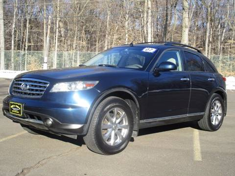 2007 Infiniti FX35 for sale in South Windsor, CT