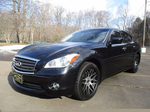 2012 Infiniti M37 for sale in South Windsor, CT
