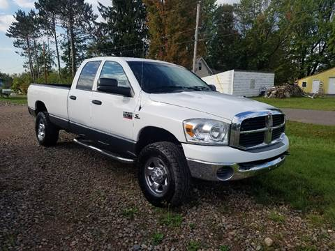 2009 Dodge Ram Pickup 2500 for sale in Conrath, WI