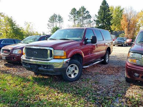 2000 Ford Excursion for sale in Conrath, WI