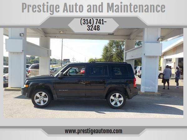 2011 Jeep Patriot 4x4 Sport 4dr SUV   St. Louis MO