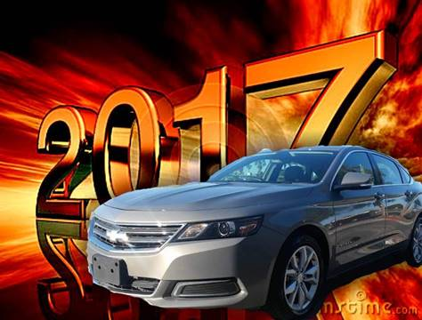 2017 Chevrolet Impala for sale at CASH OR PAYMENTS AUTO SALES in Las Vegas NV
