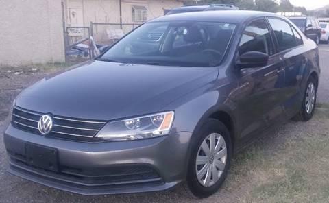 2015 Volkswagen Jetta for sale in Las Vegas, NV