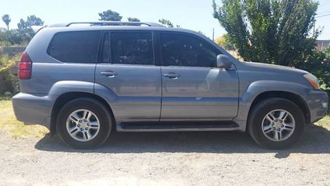 2006 Lexus GX 470 for sale at CASH OR PAYMENTS AUTO SALES in Las Vegas NV