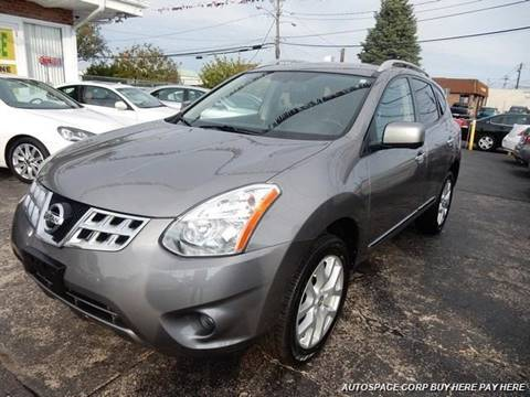 2013 Nissan Rogue for sale at CASH OR PAYMENTS AUTO SALES in Las Vegas NV