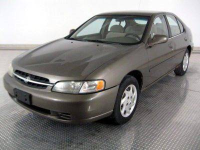 1999 Nissan Maxima for sale at CASH OR PAYMENTS AUTO SALES in Las Vegas NV