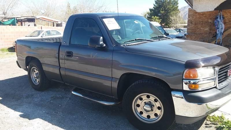 2000 GMC Sierra 1500 for sale at CASH OR PAYMENTS AUTO SALES in Las Vegas NV