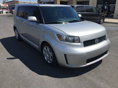 2008 Scion xB for sale at CASH OR PAYMENTS AUTO SALES in Las Vegas NV