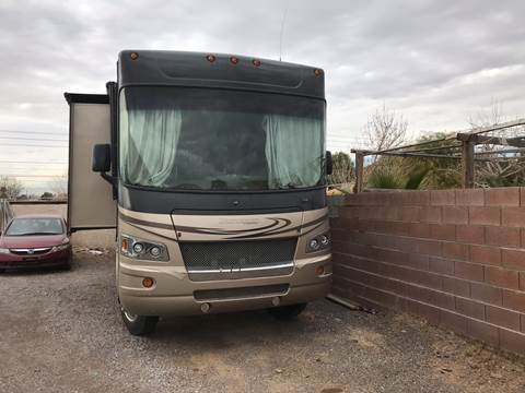 2009 Ford Motorhome Chassis for sale in Las Vegas, NV