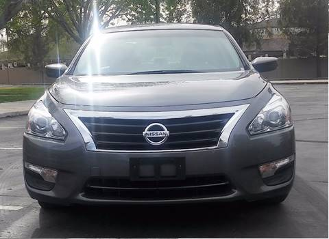 2015 Nissan Altima for sale at CASH OR PAYMENTS AUTO SALES in Las Vegas NV