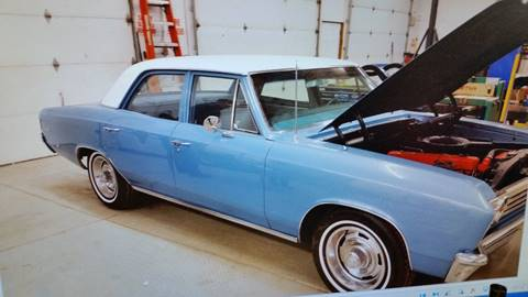 1967 Chevrolet Malibu for sale in Wapakoneta, OH