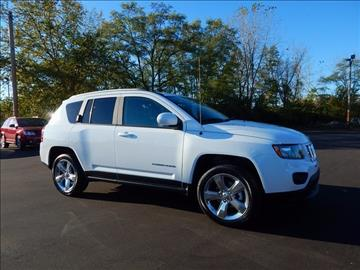 2017 Jeep Compass for sale in Richmond, IN
