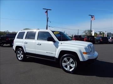 2014 Jeep Patriot for sale in Richmond, IN