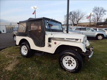 1966 Jeep n/a for sale in Richmond, IN