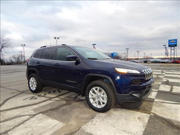 2016 Jeep Cherokee for sale in Richmond, IN
