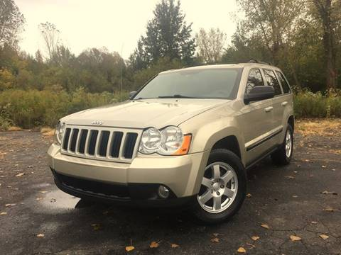 2008 Jeep Grand Cherokee for sale in Robbinsville, NJ