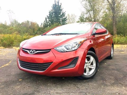 2014 Hyundai Elantra for sale in Robbinsville, NJ