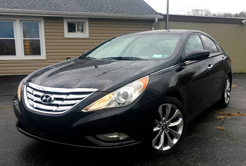 2011 Hyundai Sonata For Sale At Central Group In Robbinsville NJ