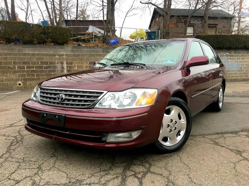 Captivating 2003 Toyota Avalon For Sale At Central Group In Robbinsville NJ