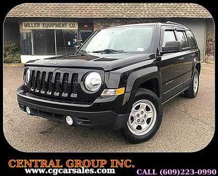 2016 Jeep Patriot for sale in Robbinsville, NJ