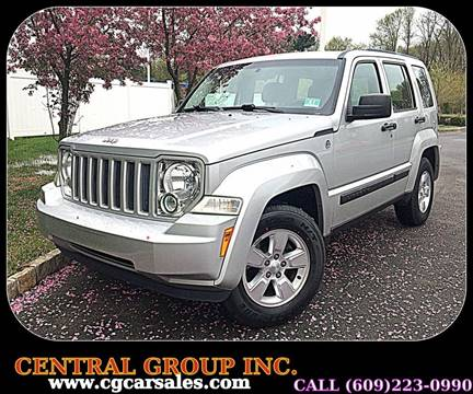 2012 Jeep Liberty for sale in Robbinsville, NJ