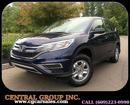 2015 Honda CR-V for sale in Robbinsville, NJ