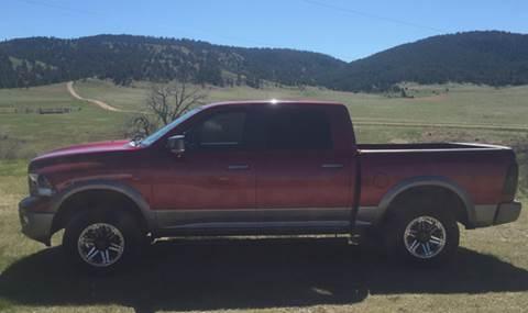 2011 RAM Ram Pickup 1500 for sale in Hot Springs, SD