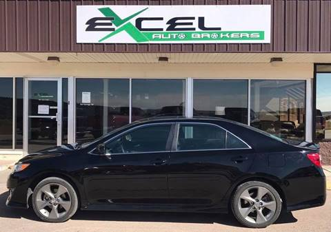 2014 Toyota Camry for sale in Hot Springs, SD