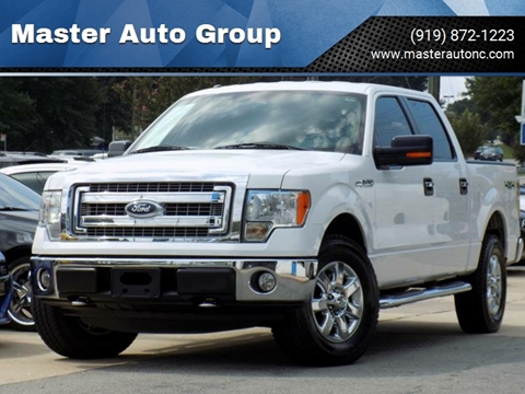 2013 Ford F-150 for sale in Raleigh, NC