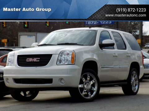 2011 GMC Yukon for sale in Raleigh, NC