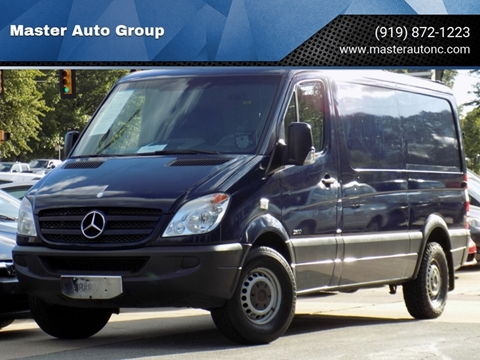 2013 Mercedes-Benz Sprinter Cargo for sale in Raleigh, NC