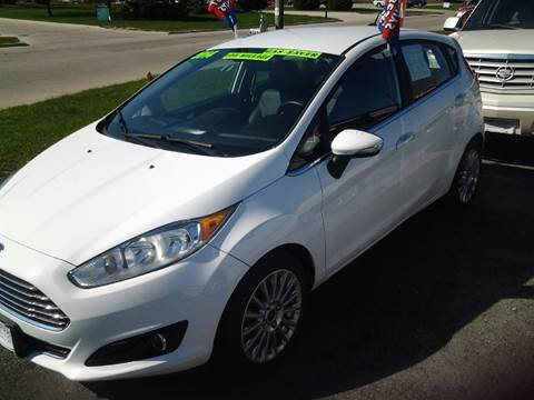 2014 Ford Fiesta for sale in Manitowoc, WI