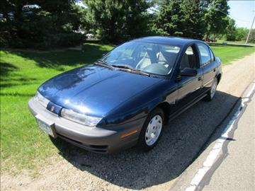 1999 Saturn S-Series for sale at HUDSON AUTO MART LLC in Hudson WI