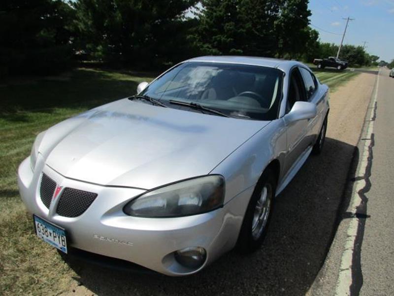 2004 Pontiac Grand Prix for sale at HUDSON AUTO MART LLC in Hudson WI