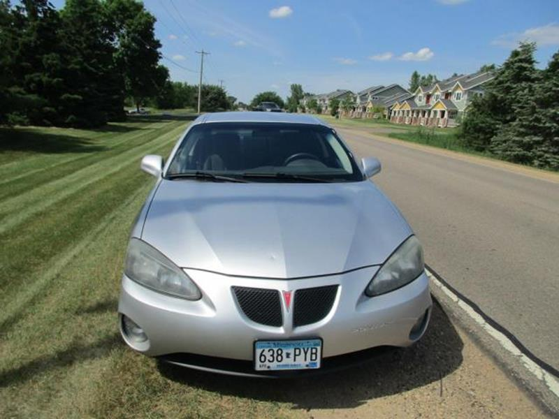 2004 Pontiac Grand Prix for sale at HUDSON AUTO MART LLC in Hudson WI
